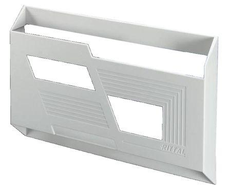 rittal 228 x 174 x 17mm document pocket for use. Black Bedroom Furniture Sets. Home Design Ideas