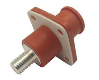 automotive power socket slp ir b t p s b 0 amphenol surlok plus series 1 way panel