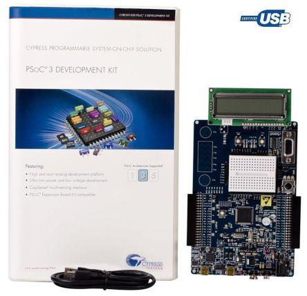 Cypress Semiconductor PSoC Development Board CY8CKIT-030A