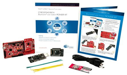Evaluation kit Cypress Semiconductor Pioneer Bluetooth Development Kit CY8CKIT-042-BLE-A