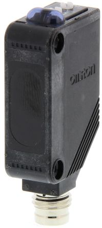 Omron Diffuse Photoelectric Sensor 1 m Detection Range PNP IO-Link IP67 Block Style E3ZD87IL3OMS