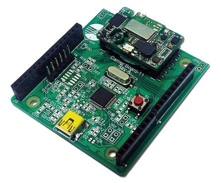 SensiEDGE SensiBLE MCU Development Kit SIMBA-DKL