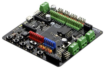 DFRobot DFR0225 Romeo V2- an Arduino Robot DC Controller Board for ATmega32u4, L298N for Robotic Applications