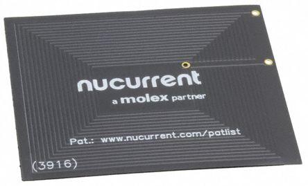 Molex Wireless Charging Receiver Coil, Copper, 450mΩ