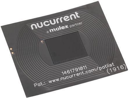 Molex Wireless Charging Receiver Coil, Copper, 390mΩ, 23 Q Factor