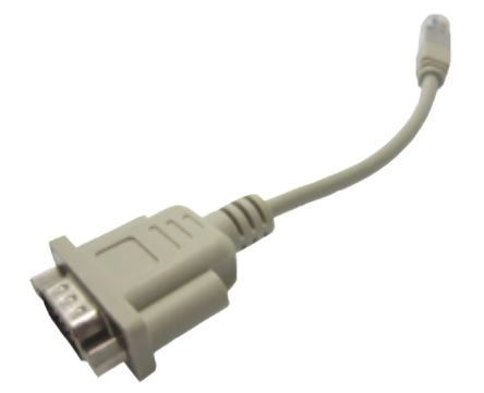 BROTHER Serial Cable Assembly for use with PT-P900W and PT-P950NW Printers