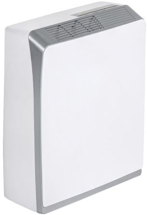 RS PRO Dehumidifier, 3.5L water tank, 8.5L/day extraction rate CEE7/7, Type G - British 3-pin