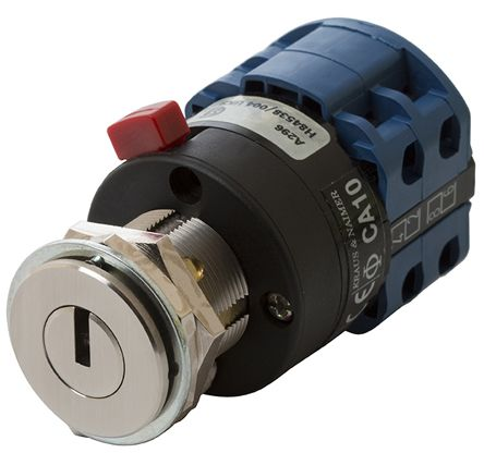 Key Switch, DP-CO, 20 A 2-Way, -5 -> +55°C product photo