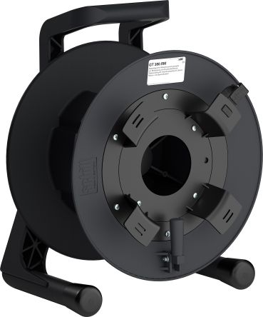 RS PRO Empty Cable Reel 491mm (H) x diameter 380mm in Rubber