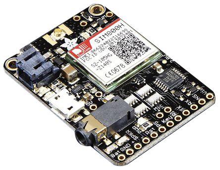 Adafruit FONA MiniGSM uFL Mobile Communication (Cellular) Module for SIM800