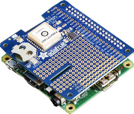 Adafruit Ultimate GLONASS (GNSS), GPS Raspberry Pi HAT
