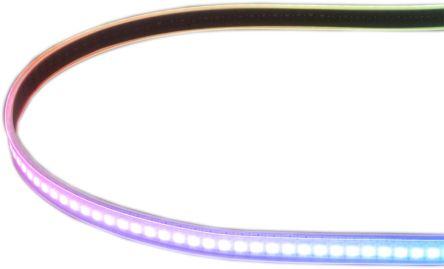 ADAFRUIT INDUSTRIES DotStar Series, RGB LED Strip 5V dc, 2329