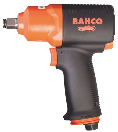 Bahco BPC814 1/4 in Air Impact Wrench, 12000rpm,