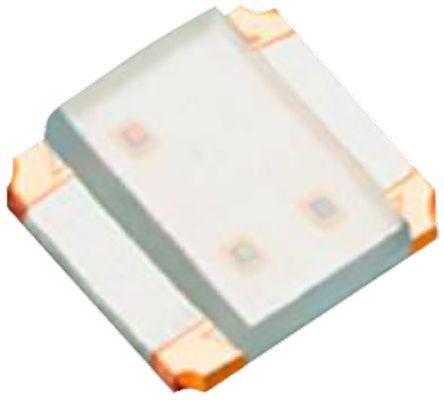 2.1 V, 3 V, 3.1 V RGB LED 1010 (0404) SMD, ROHM SMLP34RGB2W3