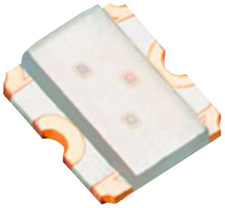 2.1 V, 3 V, 3.1 V RGB LED 1510 (0604) SMD, ROHM SMLP36RGB2W3R