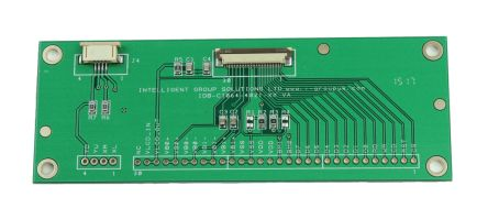 IDS IDB-CI064-4021-XX-01, LCD Display Connector Adapter Breakout Board
