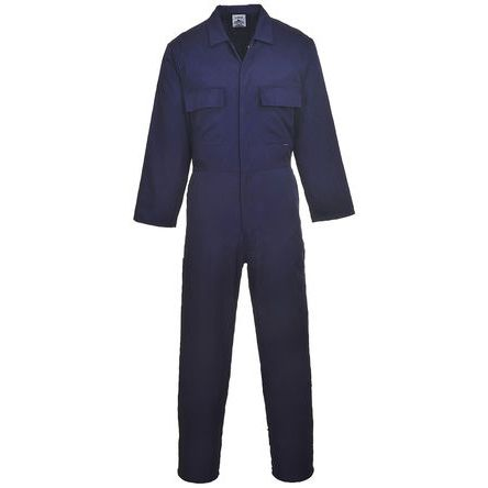 Navy Coverall, XL product photo