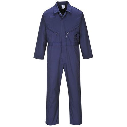 Navy Coverall, L product photo