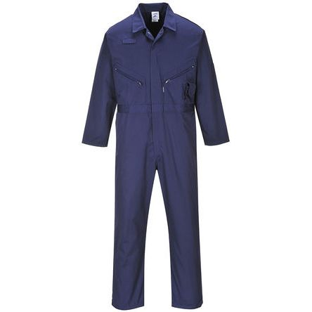 Navy Coverall, XXL product photo