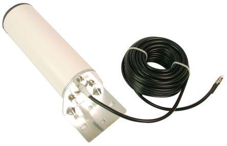 OSCAR40/10M/LL/SMAM/S/S/33 Siretta - 2G (GSM/GPRS), 3G (UTMS), 4G (LTE), ISM Band, WiFi Multi-Band Antenna, SMA