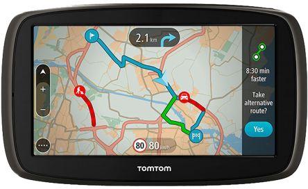 TomTom GO 61 Sat Nav Unit Worldwide on sat prep book, sat score chart 2014, sat cartoon,