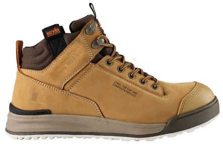 b60bb4700d3 Scruffs Switchback Steel Toe Safety Boots, UK 10, EUR 44, Resistant To Hot  Contact, Impact, Pierce, Water Penetration