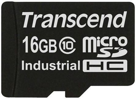 Transcend 16 GB MLC Micro SD Card