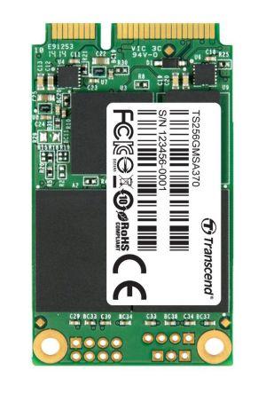 Transcend MSA370 MSATA 256 GB Industrial SSD Hard
