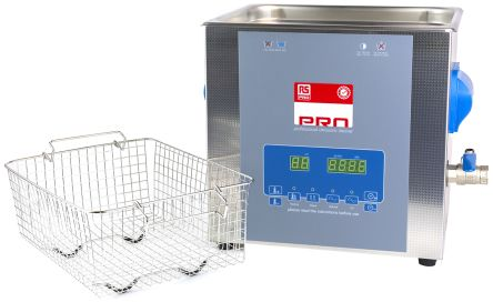 Ultrasonic Cleaner, 300W, 9L with Lid product photo
