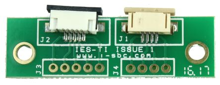 IDS IDB-TP-CI064-4021-01, 4-Wire and 5-Wire Resistive Touch Screen Interface Board