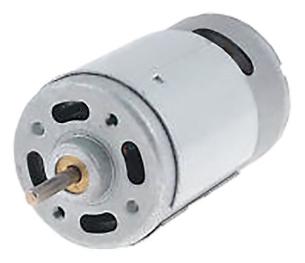 Crouzet, 12 → 48 V dc, 10 Nm, Brushed DC Geared Motor, Output Speed 3000 rpm