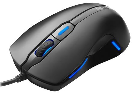 Cherry MC 4000 6 Button Wired Symmetrical Optical Mouse product photo