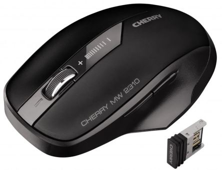 Cherry MW2310 5 Button Wireless Symmetrical Infrared Mouse product photo