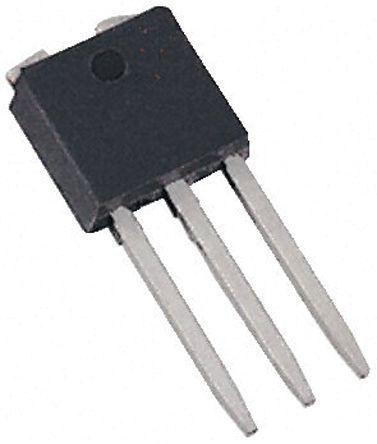 Toshiba MOSFET N-kanałowy TK14C65W5,S1QS2 650 V 13,7 A 3-Pin I2PAK TO-262 5