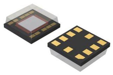 ROHM Biometric Sensor BH1790GLC-E2 10-Pin WLGA
