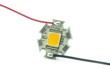 ILS ILH-T101-NUWH-SC201-WIR200., LED Circular Array