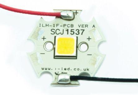 ILS ILH-F501-NUWH-SC201-WIR200., OSRAM Duris S8 PowerStar LED Circular Array, 1 White LED (5000K)