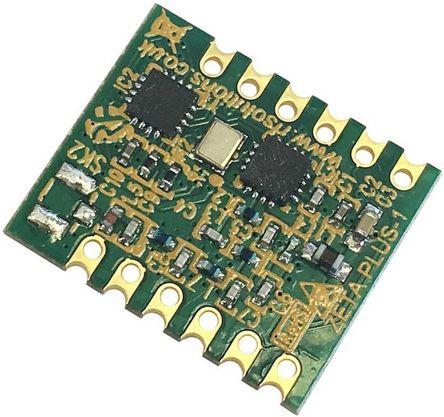 RF Solutions ZETAPLUS-433-SO RF Transceiver Module 433 MHz, 1.8 → 3.6V