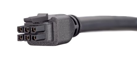 Micro-Fit 3.0 245132 Series Number Wire to Board Cable Assembly 2 Row, 6 Way 2 Row 6 Way, 1m product photo