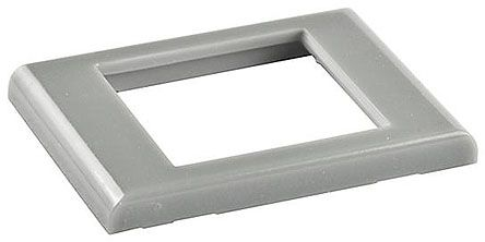 Push Button Bezel for use with EB Series Push Buttons, MB24 Series Push Button, MB25 Series Push Button