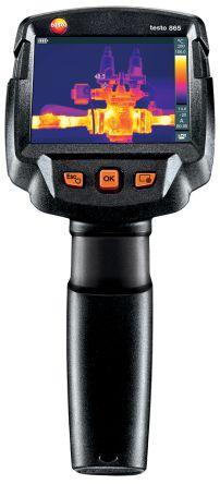865 Thermal Imaging Camera RS Cal, Temp Range: -20 -> +280 °C 160 x 120pixel product photo