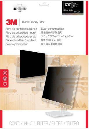 "Privacy Filter Desktop LCD Monitor 17.0"""