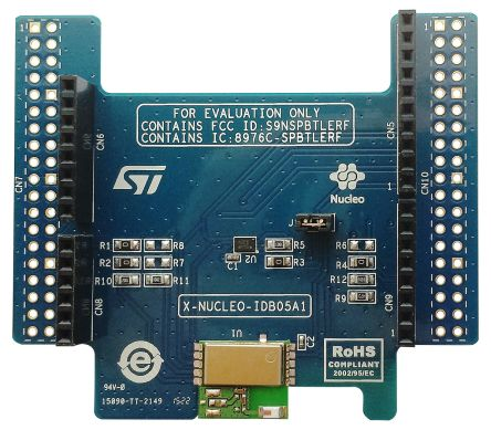 STMicroelectronics X-Nucleo-IDB Bluetooth Smart (BLE) Expansion Board for STM32 Nucleo Board