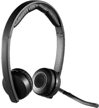 Logitech H820e Wireless PC Headset