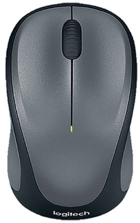 e7513387fed 910-002201 Logitech | Logitech M235 3 Button Wireless Compact Optical Mouse  | 125-4261 | RS Cyprus Online