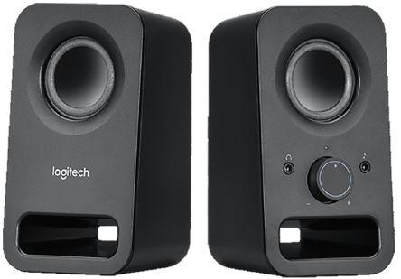 980 000816 logitech logitech z150 pc speakers 3w rms 125 4270 rs components. Black Bedroom Furniture Sets. Home Design Ideas