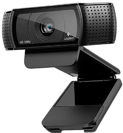 Logitech C920 15MP Full HD Webcam