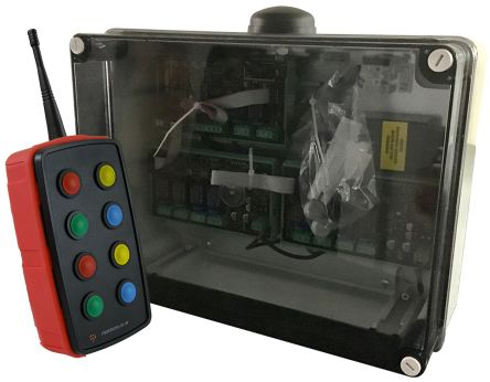 RF Solutions PRO-SABRE-8S8 Remote Control System,868MHz