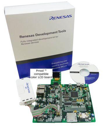 Renesas Electronics MCU Starter Kit R0K50571MS000BE