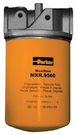 Parker Hydraulic Filter MXA1210QBG2GG121 Maxiflo, 70L/min 3/4 in